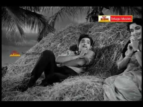 "Andaala Oh Chilakaa ""Telugu Movie Full Video Songs"" - Letha Manasulu - Harnath,Jamuna"