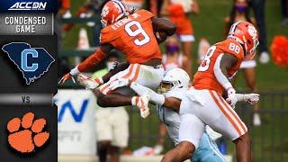 Citadel vs. Clemson Condensed Game   2020 ACC Football