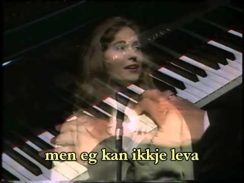 SISSEL KYRKJEBØ - Eg Ser (I see) - 1991 TV Concert - HQ video with Subtitles