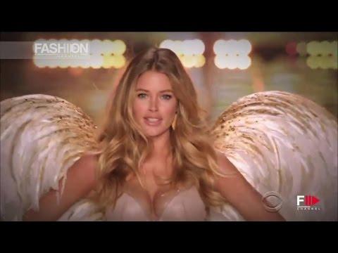 VICTORIA'S SECRET 2014 Focus on DOUTZEN KROES by Fashion Channel