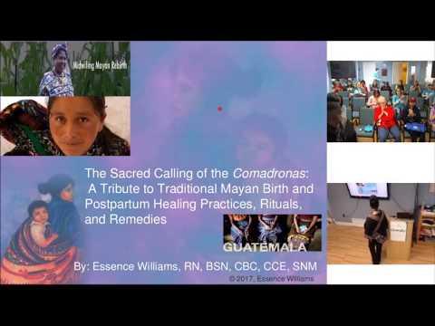 Indigenous Health: Mayan Midwives of Guatemala at Diversity Impact 2017
