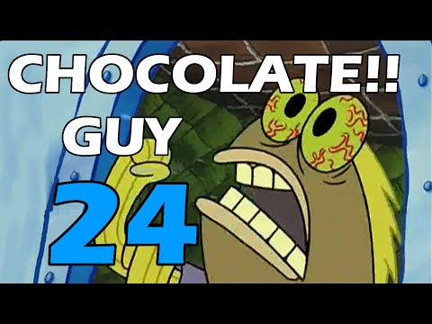 CHOCOLATE!! Guy in 24 Languages w/ Subtitles!
