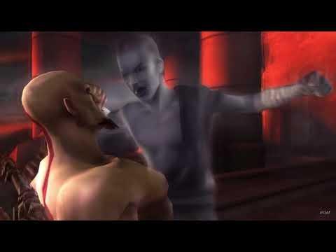 God of War - Kratos kill Young Kratos Full HD 1080p  | EGM