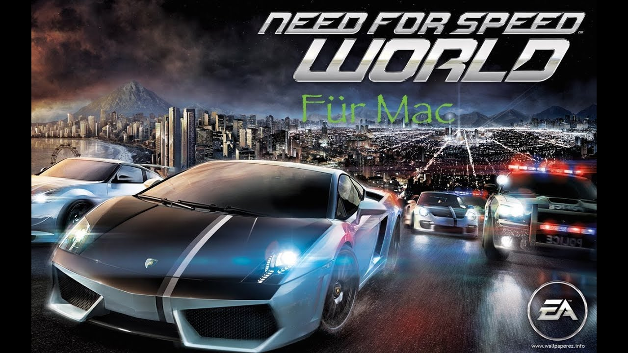 More About Need for Speed World
