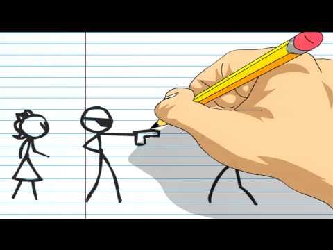 New Stickfight Animation
