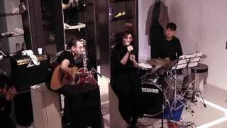 Eunoia _ The invisible boy _ live@Malloni Factory Store