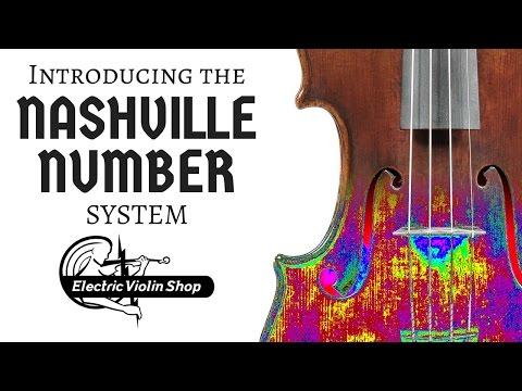 FCTR: Introducing the Nashville number system
