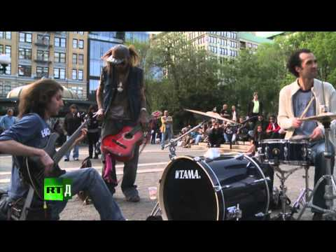 American Spring: Occupy Wall Street