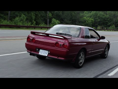 Driving an R32 in America!-R32 GTS-T Skyline Review
