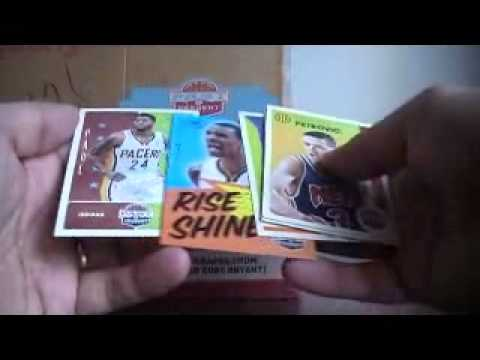 SportsCardForum.com Live Break: 2012/13 Panini Past And Present Basketball Hobby Box
