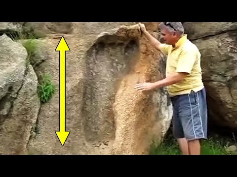 REAL PROOF THAT GIANTS ACTUALLY EXISTED