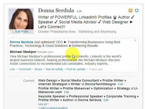 you can rearrange linkedin profile sections experiences  you can rearrange linkedin profile sections experiences recommendations