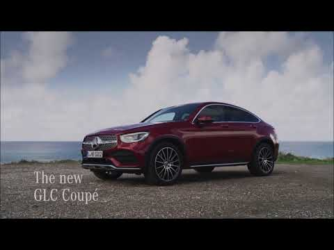 Mercedes GLC Coupe 2020 - Gorgeous Coupe SUV - Car Your 2019