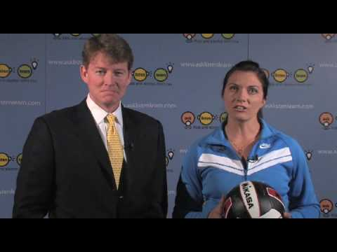 Attorney General Koster and Misty May-Treanor Want You to Say NO to Underage Drinking