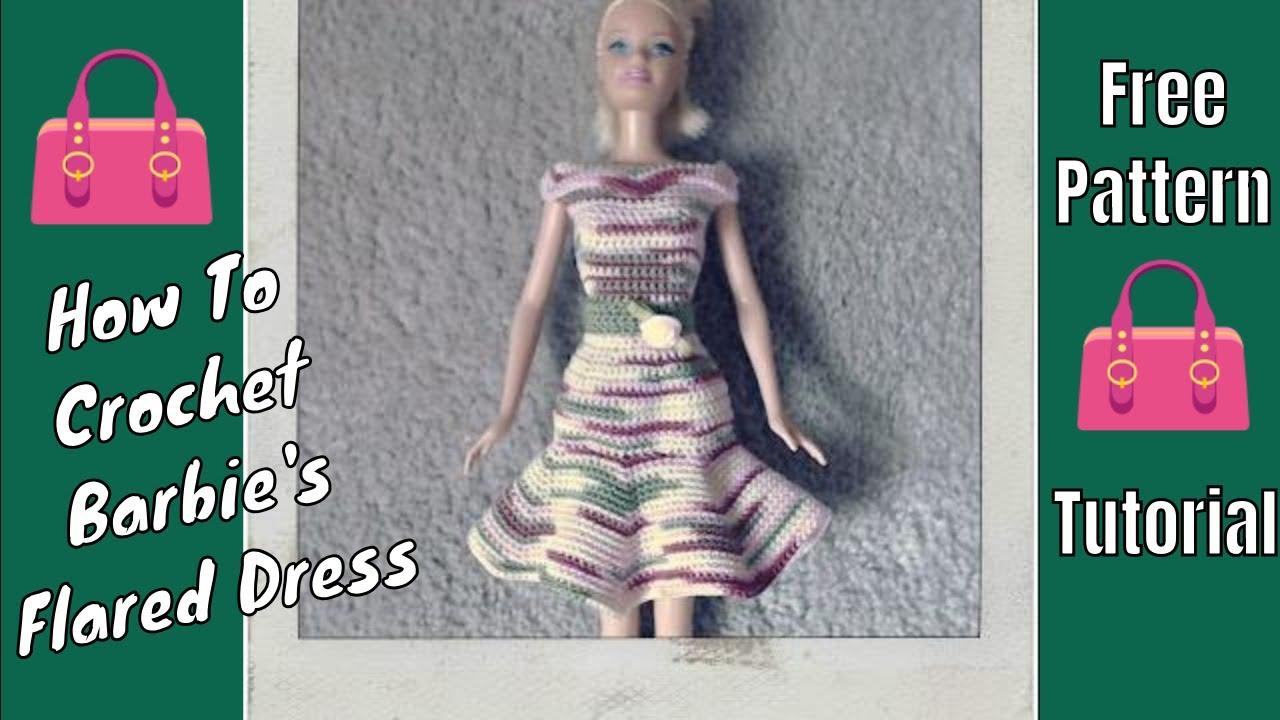 Crochet barbie dress tutorial youtube crochet barbie dress tutorial bankloansurffo Image collections
