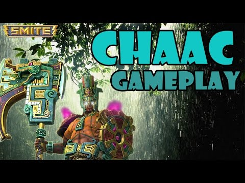 "SMITE Chaac Gameplay - ""Wait for it"""