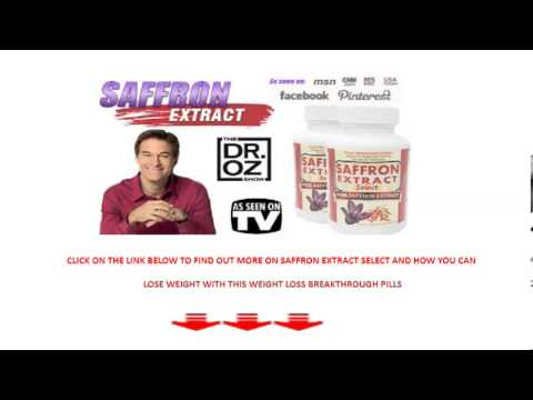 Saffron Extract Select Review The Miracle Food Suppressant And