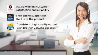 Business Laser Printer with Networking and Duplex | Brother HL-L5100DN