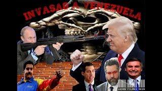INVASÃO A VENEZUELA - Brasil traz Juan Guaidò na Madrugada por que ?