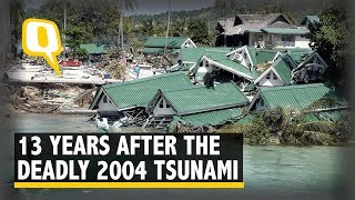 13 Years On, Remembering Those Who Died in the 2004 Tsunami | The Quint