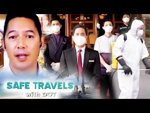 'Safe Travels with DOT' presents 'new normal' safety and travel protocols