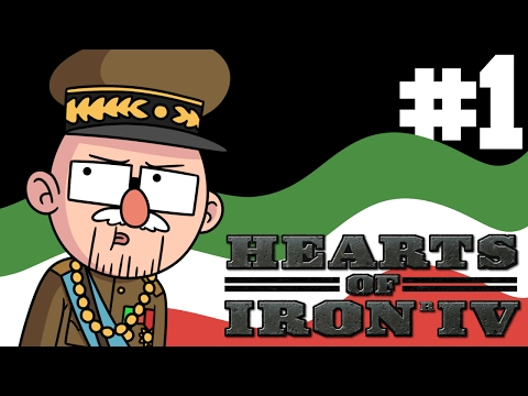 Hearts of Iron Part 1 - New Persian Empire