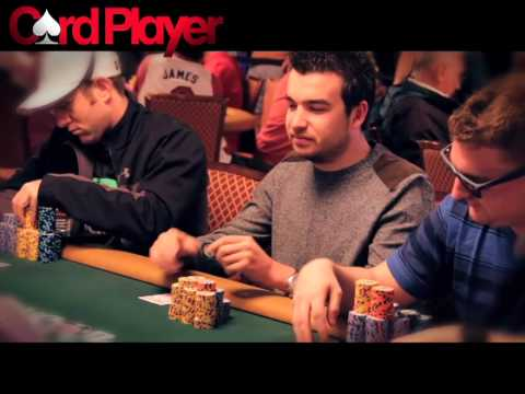 Poker Strategy -- Chris Moorman On Ante-Only No-Limit Holdem