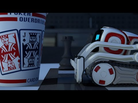 Anki Cozmo | Adorable Day of Judgment