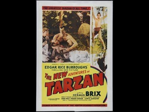 The New Adventures Of Tarzan Herman Brix 1935 Full Movie Youtube