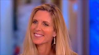 Ann Coulter Talks Hillary, ESPN & Berkeley 'Free Speech Week'