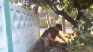 Война видео БОЙ! Чеченские боевики на Украине