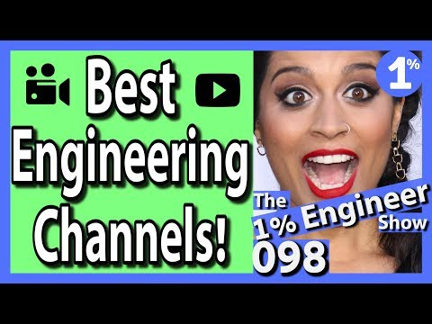 Best Engineering YouTube Channels