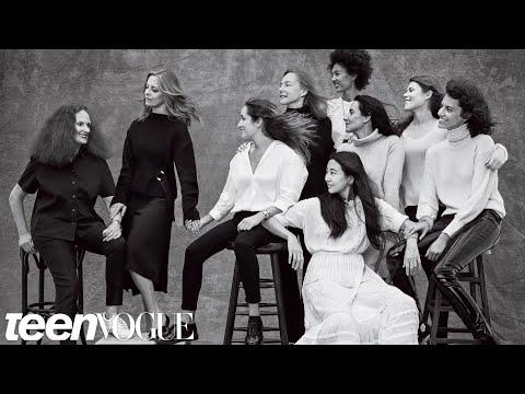 Grace Coddington's Former Assistants Explain Why She's The Most Inspiring Boss EVER | Teen Vogue