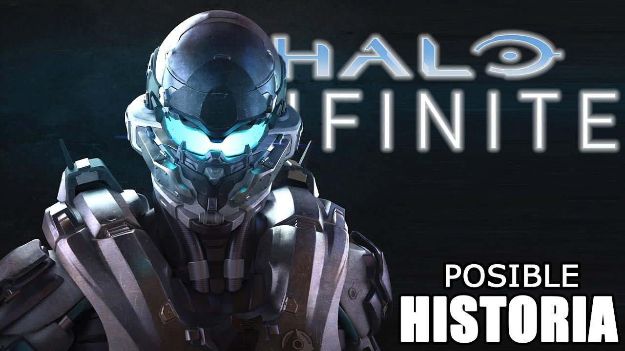 ¡SPOILER! ASÍ Podría MORIR el Spartan Locke | Halo Infinite