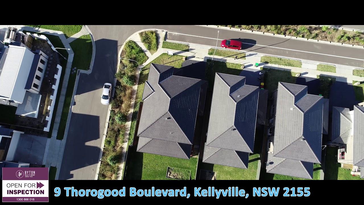 9 Thorogood Boulevard, Kellyville, NSW 2155