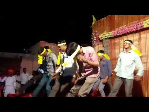 Zingi pawari dance Amravti pade satana nashik