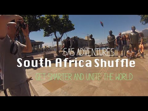 GoPro: South Africa Shuffle