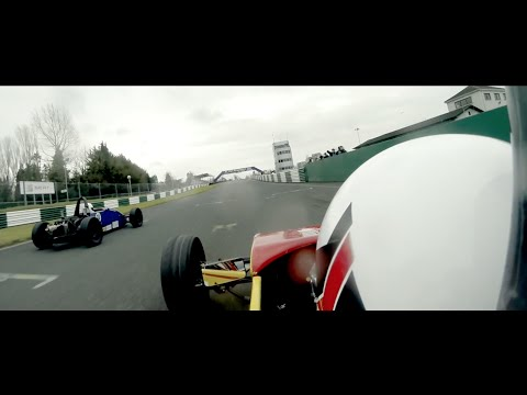 Irish Formula Vee Test - Leastone Racing - Mondello Park Feb '15