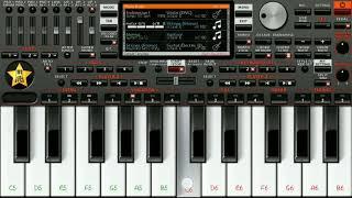 Tajdar-E-Haram | Instrumental Cover on ORG 2019 | Piano Star
