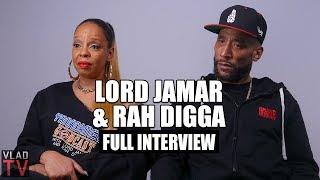 Lord Jamar & Rah Digga on R. Kelly, Jussie, Tekashi, Kendrick, 21 Savage, Gucci (Full Interview)