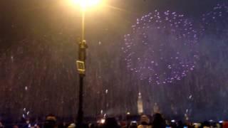 """""""Шоу с грандиозным фейерверком  в Петербурге 30 декабря"""""""