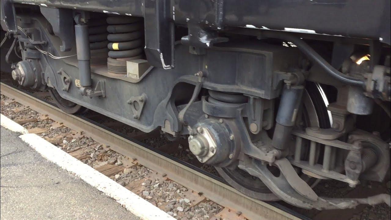 Nj transit hd 60fps alstom emd pl42ac igbt inverter ac for What is traction motor