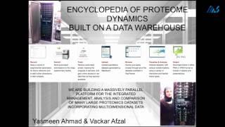 Angus Lamond -Protein Dynamics/Proteomics/