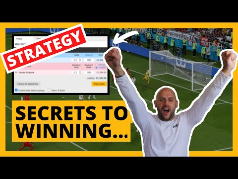 3 Football Betting Strategies to Win Big & Make Income Online | Caan Berry