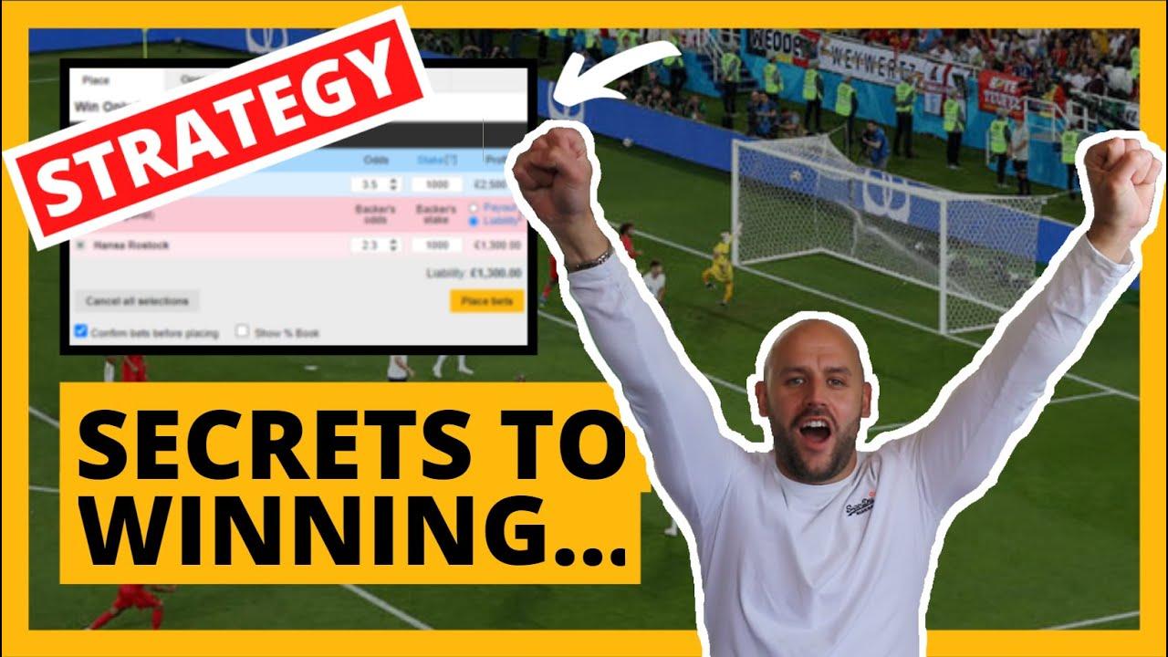 Online football betting strategies for 3 tvg horse betting odds calculator
