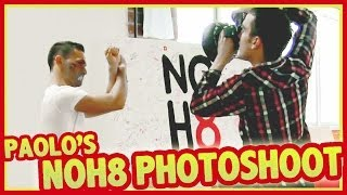 NOH8 Campaign Co-Founder & Photographer Adam Bouska