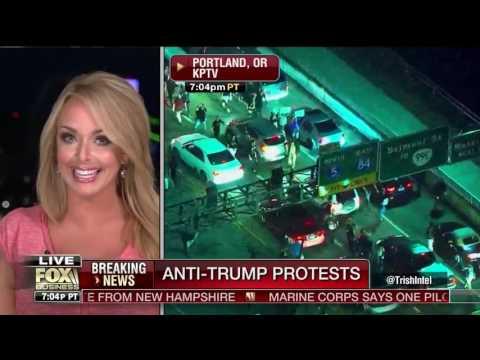 """Harlan Hill on Fox Business """"Intel Report w/ Trish Regan"""" (11/09/16) - Part 1"""