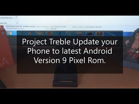 Umidigi One to Android 9 Pixel Rom experience  Project Treble (Tagalog)
