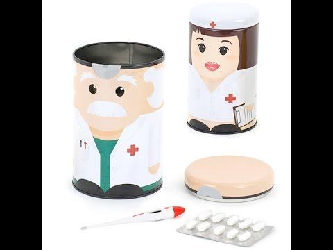 Regalos originales botes para medicinas originales youtube - Regalos para enfermeras ...