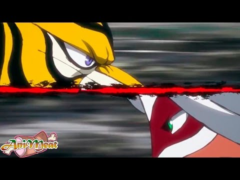 |Tiger Mask vs Mister Question | AniMeat | Byto | 720P